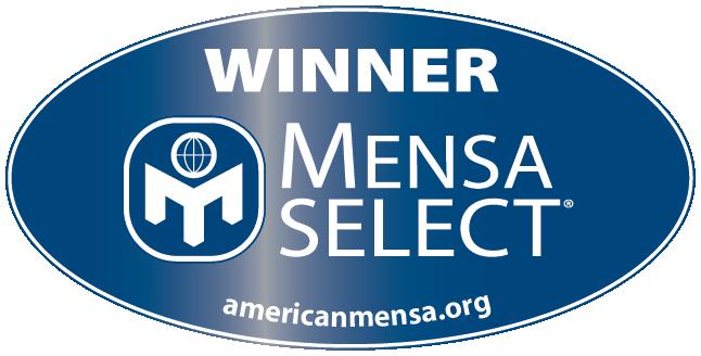 Mensa Select - wyróżnienie inne niż wszystkie