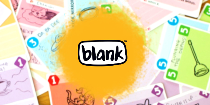 Blank: graj na własnych zasadach!