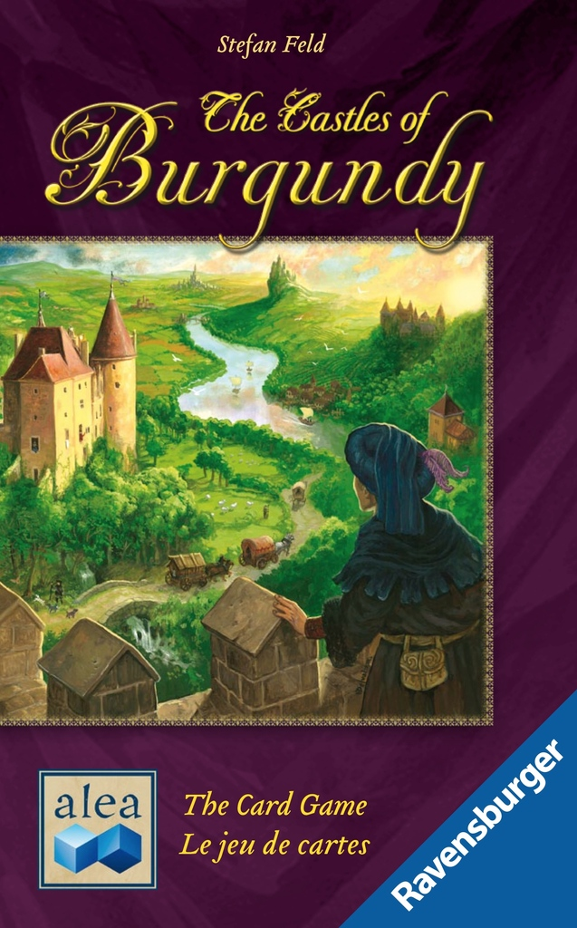 The Castles of Burgundy - Gra Karciana