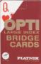 Karty Piatnik Opti - Brydż - 2 Duże Indeksy
