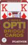 Karty Piatnik Opti - Brydż - 4 Duże Indeksy