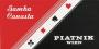 Karty Piatnik - 3 Talie - Samba Canasta