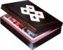 Karty 2 Talie - Lux (w poziomym pudełku)