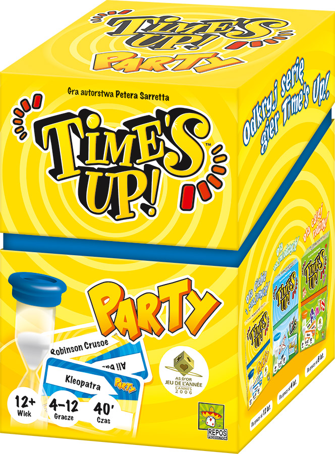 Time's Up! - Party (druga edycja)