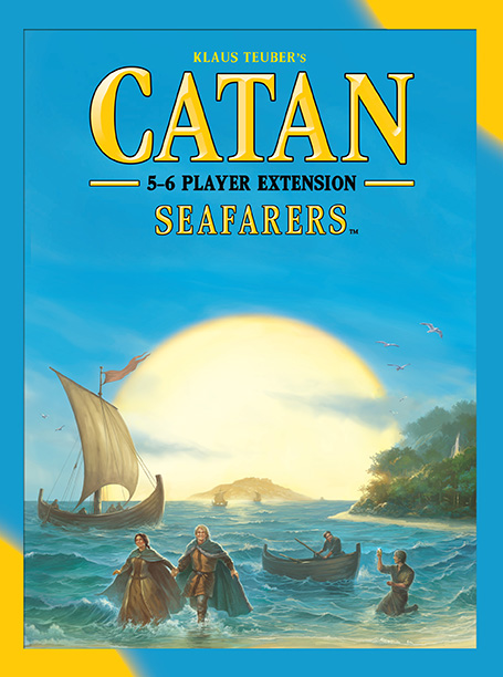 Catan: Seafarers 5-6 Player Expansion (2015)