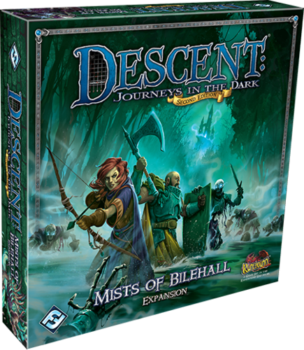 Descent: Journeys in the Dark - Mists of Bilehall