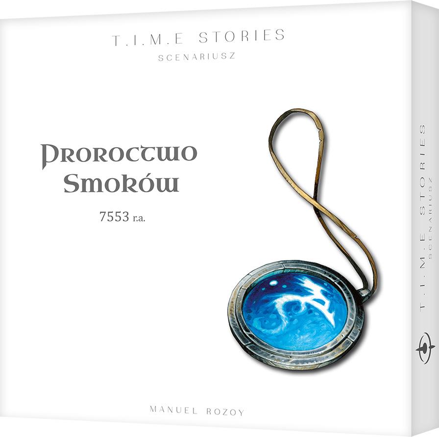 T.I.M.E Stories: Proroctwo Smoków