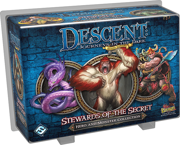 Descent: Journeys in the Dark - Stewards of the Secret