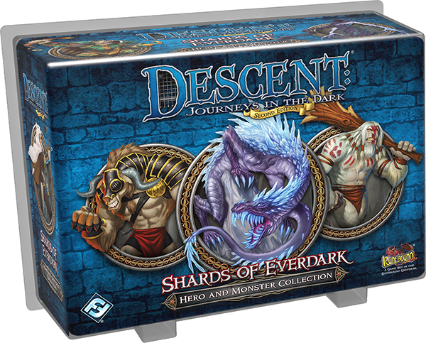 Descent: Journeys in the Dark - Shards of Everdark