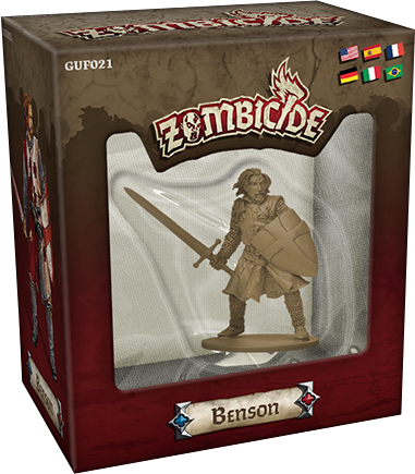 Zombicide: Black Plague - Benson