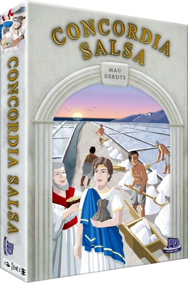 Concordia: Salsa (edycja międzynarodowa)