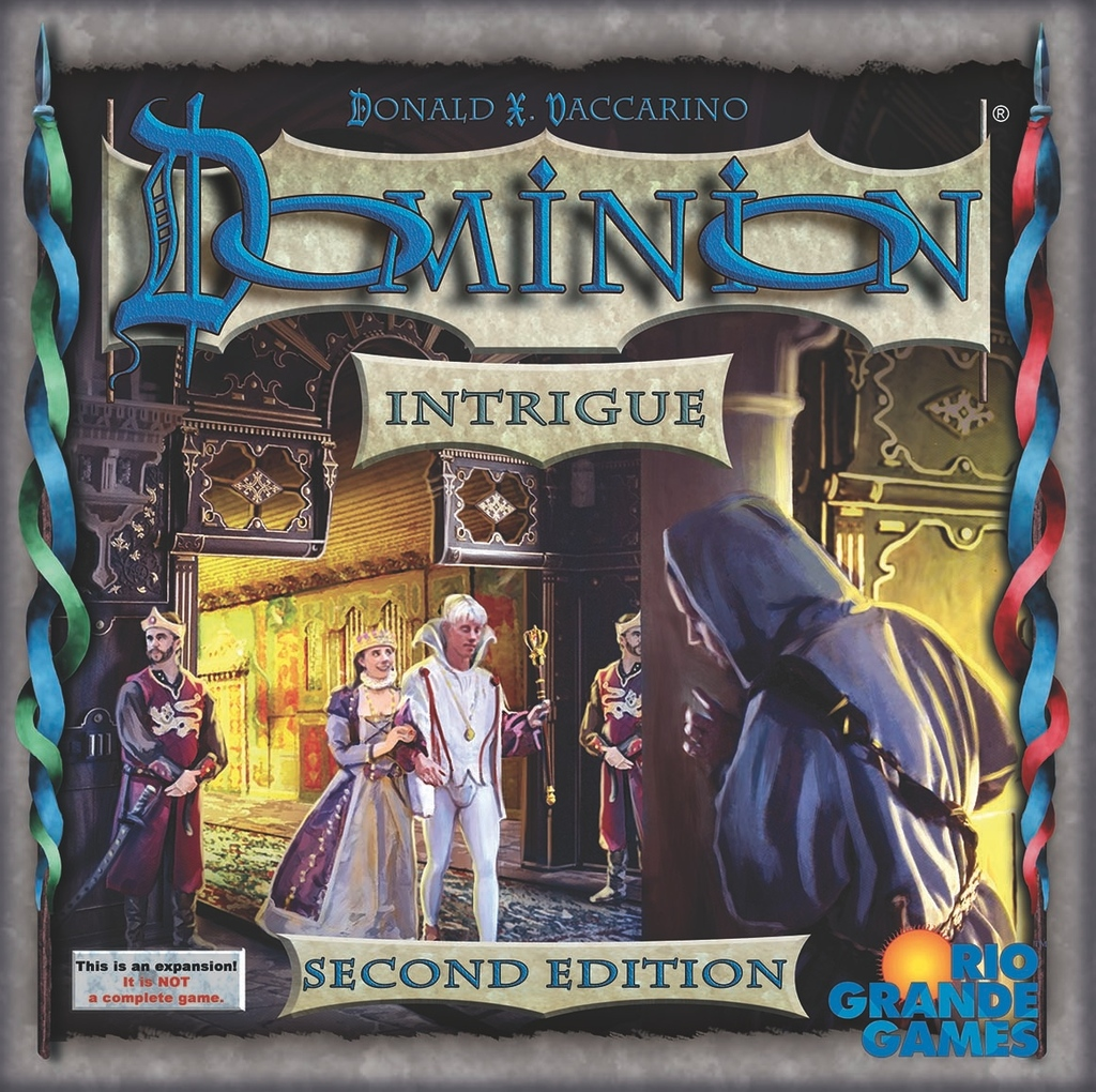 Dominion: Second Edition - Intrigue