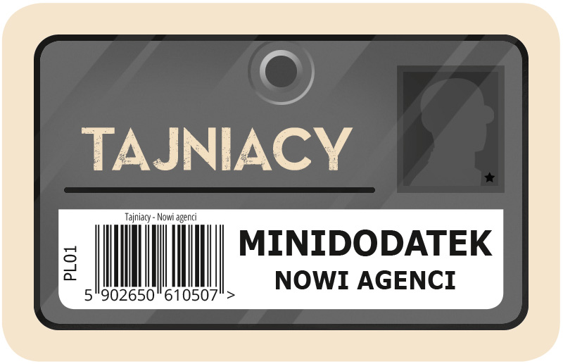Tajniacy: Nowi Agenci