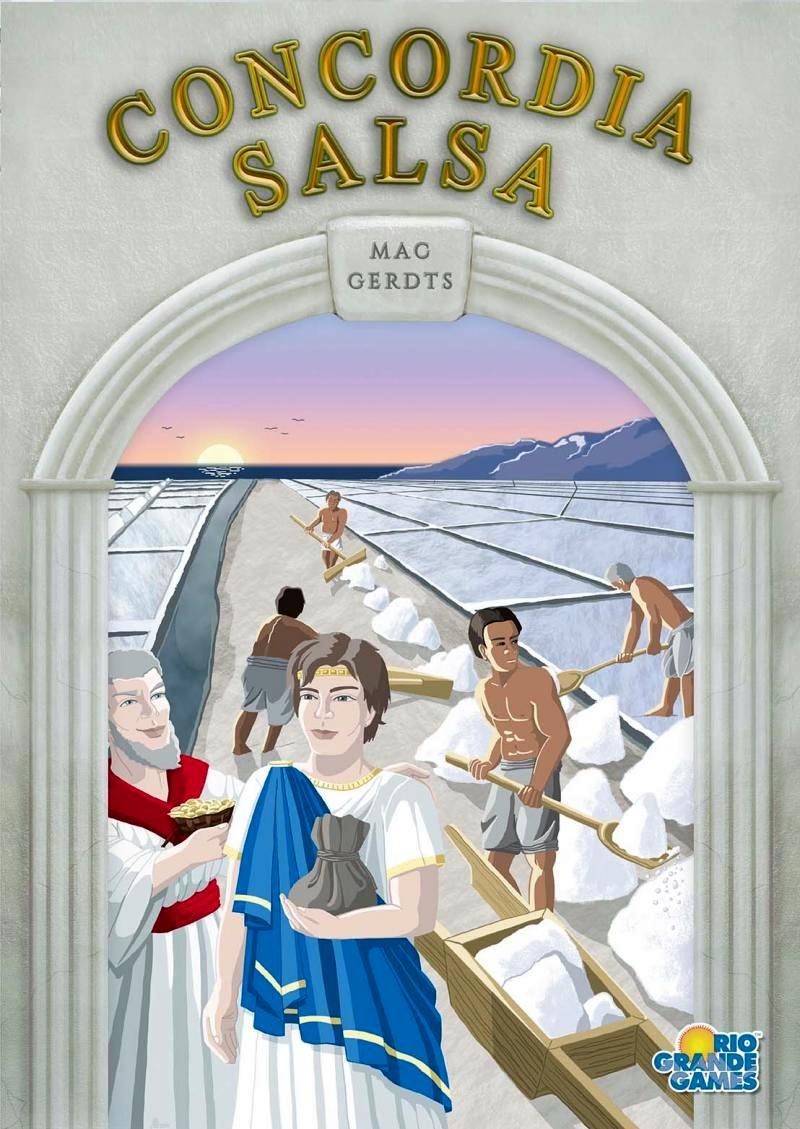 Concordia: Salsa (edycja angielska)