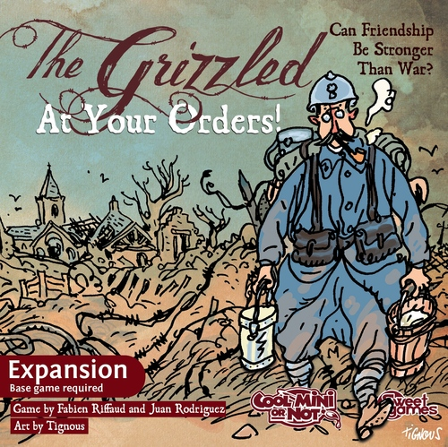 Wiarusi - dodatek (The Grizzled: At Your Orders!)