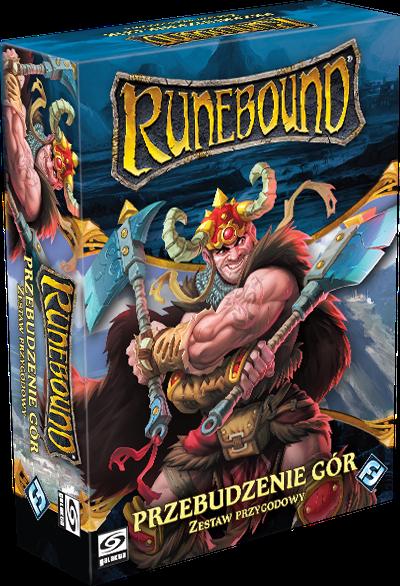 Runebound 3 - Zestaw Przygodowy - Przebudzenie Gór