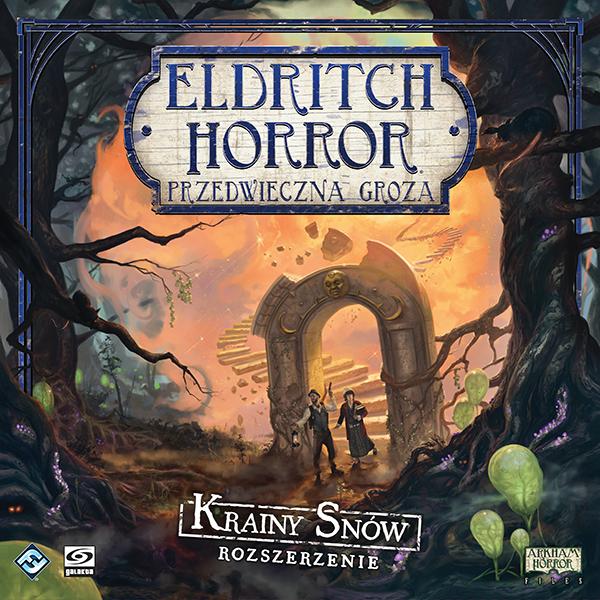 Eldritch Horror: Przedwieczna groza - Krainy Snów