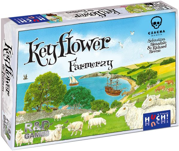 Keyflower: Farmerzy