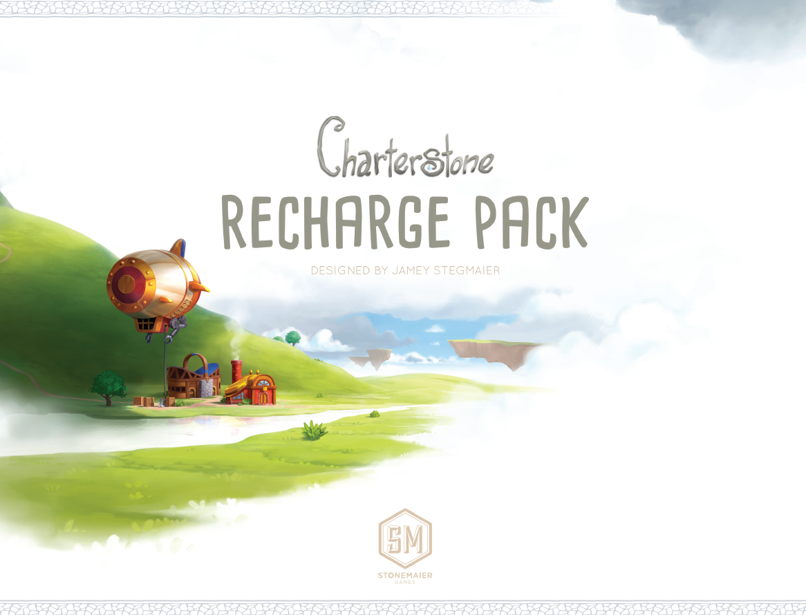 Charterstone: Recharge Pack (edycja angielska)