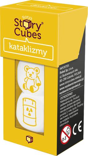 Story Cubes: Kataklizmy