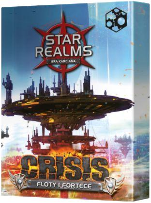 Star Realms: Crisis - Floty i fortece