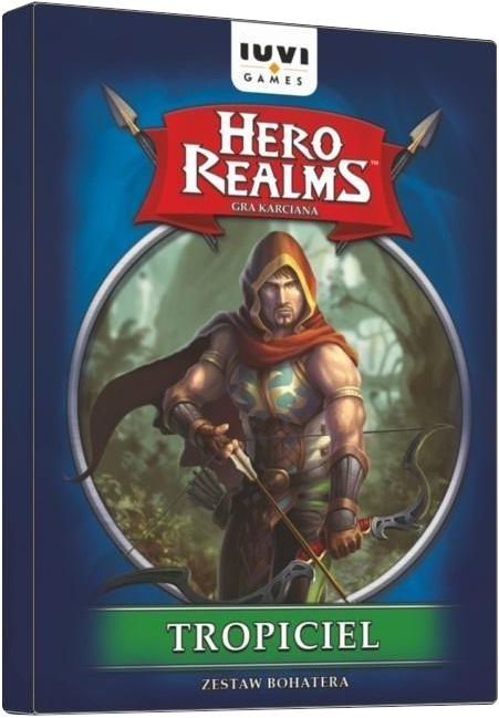 Hero Realms: Zestaw bohatera - Tropiciel