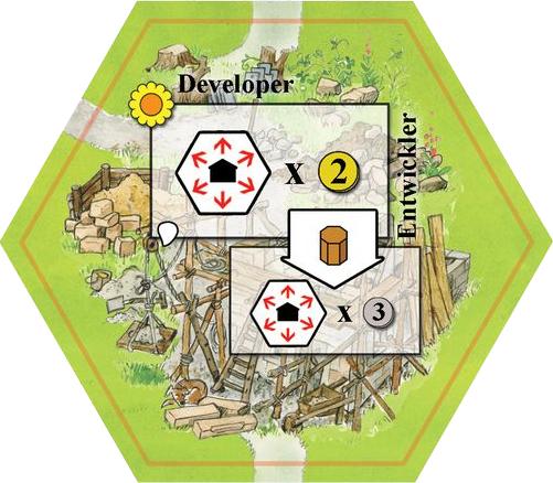 Keyflower: Developer