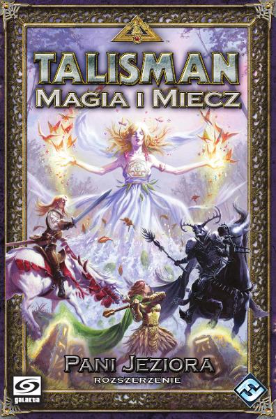 Talisman: Magia i Miecz - Pani Jeziora (druga edycja polska)