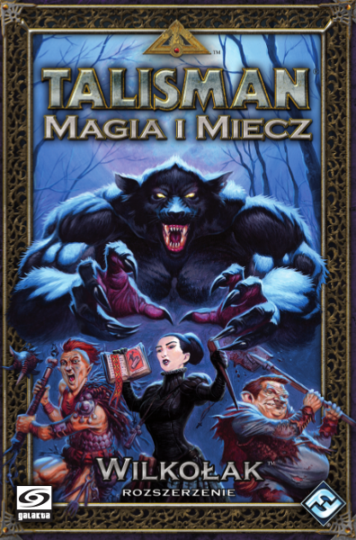 Talisman: Magia i Miecz - Wilkołak (druga edycja polska)