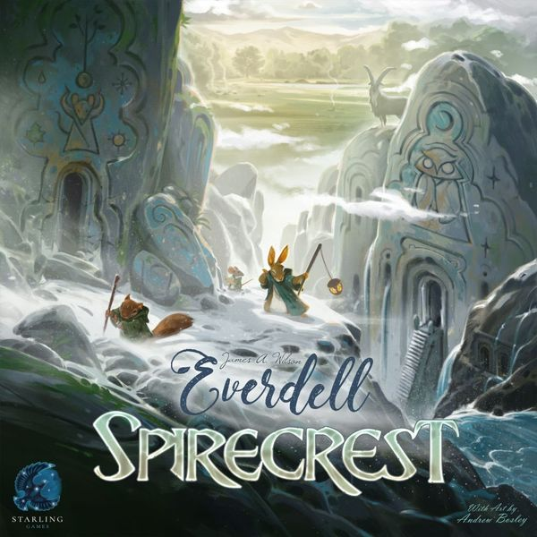 Everdell: Spirecrest (edycja kolekcjonerska)