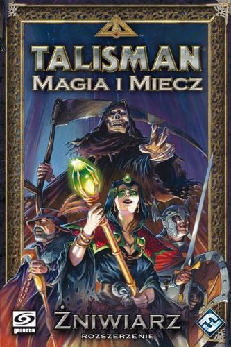 Talisman: Magia i Miecz - Żniwiarz