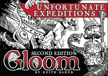 Gloom: Unfortunate Expeditions