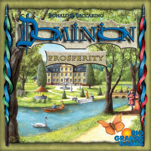 Dominion - Prosperity (edycja angielska)