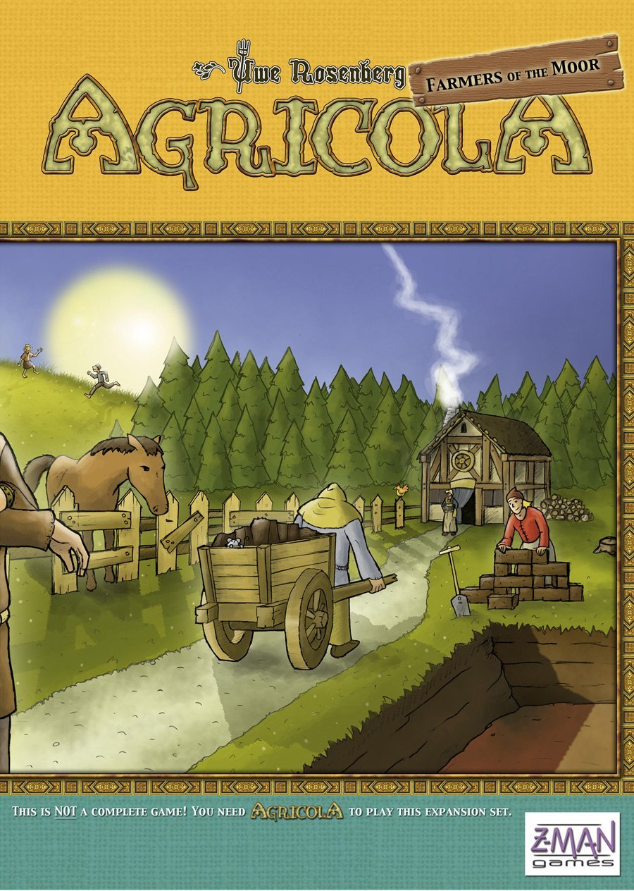 Agricola: Farmers on the Moor