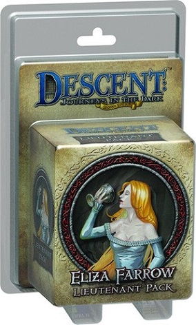 Descent: Journeys in the Dark - Eliza Farrow Lieutenant Pack