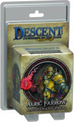 Descent: Journeys in the Dark - Alric Farrow Lieutenant Pack