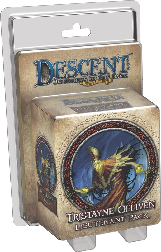 Descent: Journeys in the Dark - Tristayne Olliven Lieutenant Pack