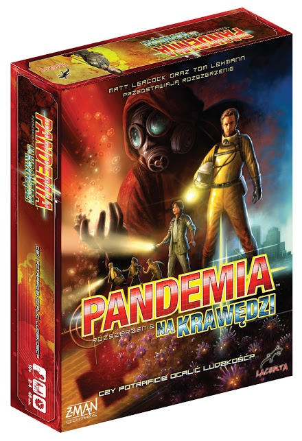 Pandemia (Pandemic): Na krawędzi