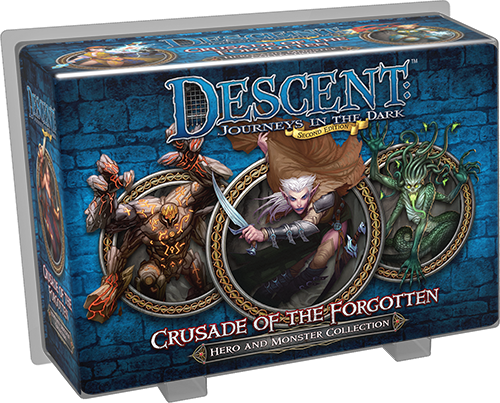 Descent: Journeys in the Dark - Crusade of the Forgotten