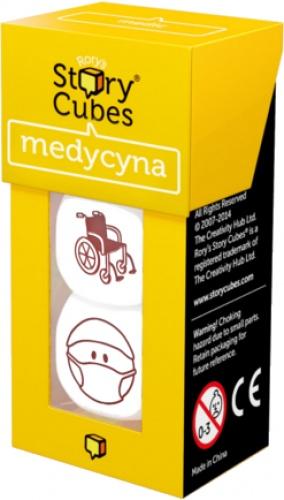 Story Cubes: Medycyna