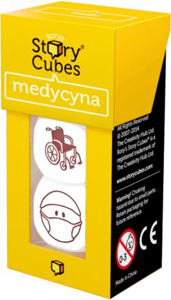 Story Cubes:Medycyna