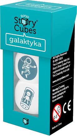 Story Cubes:Galaktyka