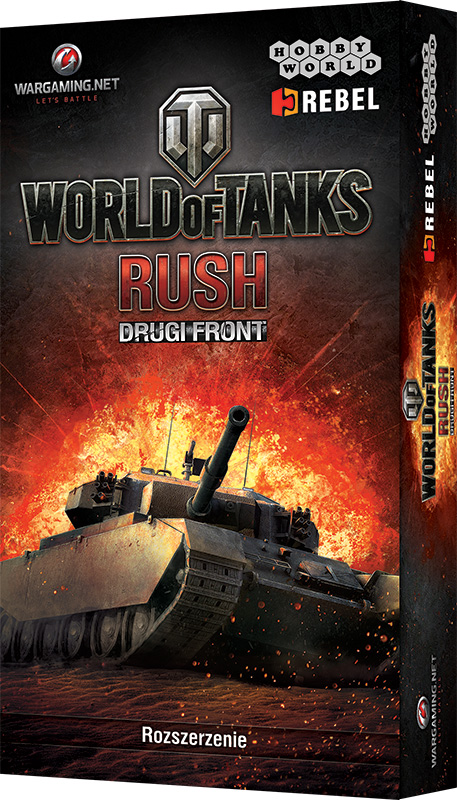 World of Tanks: Rush - Drugi Front