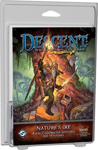 Descent: Journeys in the Dark - Nature's Ire