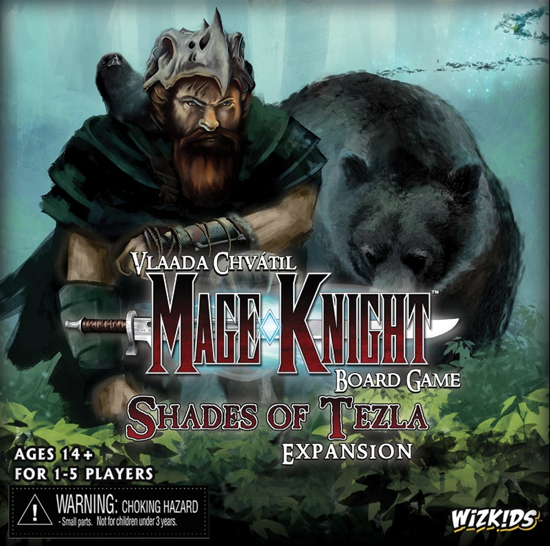Mage Knight: Shades of Tezla