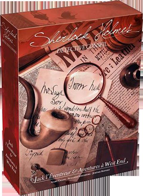 Sherlock Holmes Consulting Detective: Kuba Rozpruwacz i Przygody w West Endzie