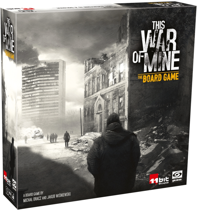 This War of Mine: The Board Game (edycja angielska)