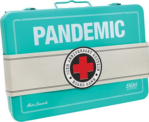 Pandemic 10th Anniversary (edycja angielska)