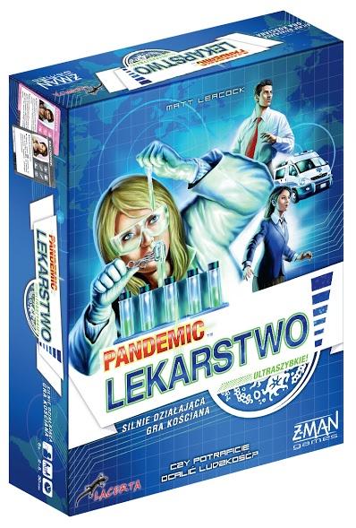 Pandemic (Pandemia): Lekarstwo