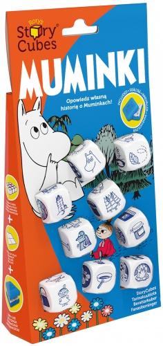 Story Cubes:Muminki